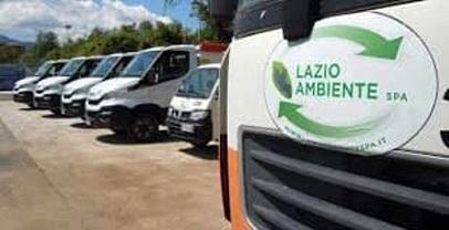 """Lazio Ambiente, Zingaretti: """"Tutti salvi i 129 lavoratori"""""""