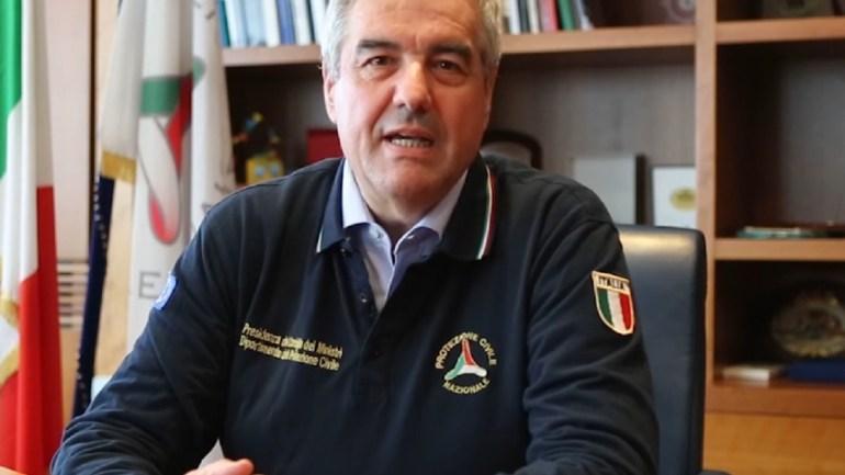 Coronavirus: D'Amato telefona a Borrelli, un posto ogni giorno di terapia intensiva Covid per la rete nazionale