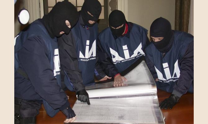 Camorra: grazie alla DIA per la confisca a Zangrillo