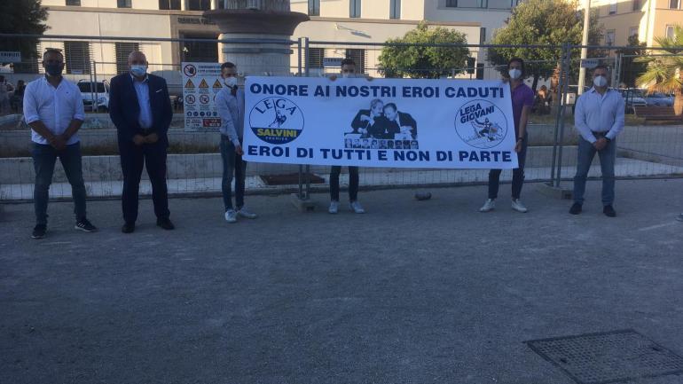 Lega Giovani, un flashmob per ricordare il Giudice Falcone e la strage di Capaci