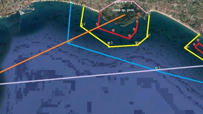 Nel Golfo di Gaeta gli impianti di itticoltura non ancora delocalizzati