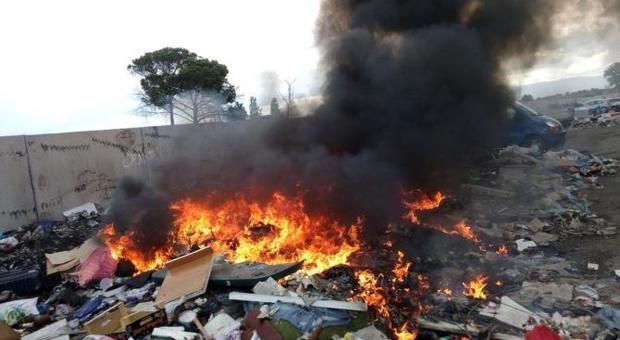 """Roma e provincia. """"Allarme incendi e pochi pompieri"""""""