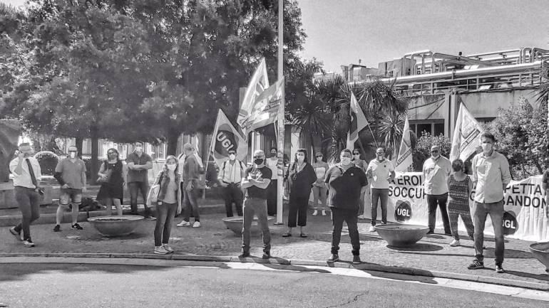 Vertenza gruppo San Raffele: mobilitazione a oltranza dei lavoratori