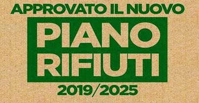 Regione Lazio: Approvato dal Consiglio il nuovo piano rifiuti 2019 – 2025