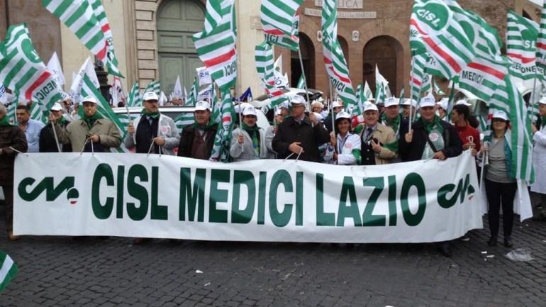 Cisl Medici, il presidente stigmatizza l'operato della Direzione generale della Asl Roma 2