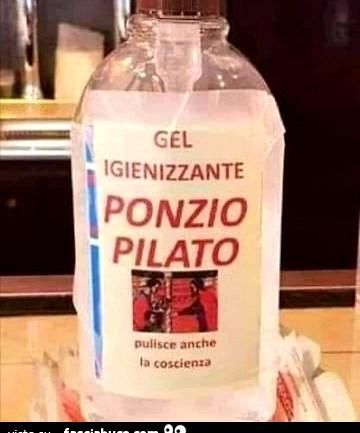 """Terracina. Contro il cupio dissolvi la """"Forza Gentile"""" di Ponzio Pelato"""