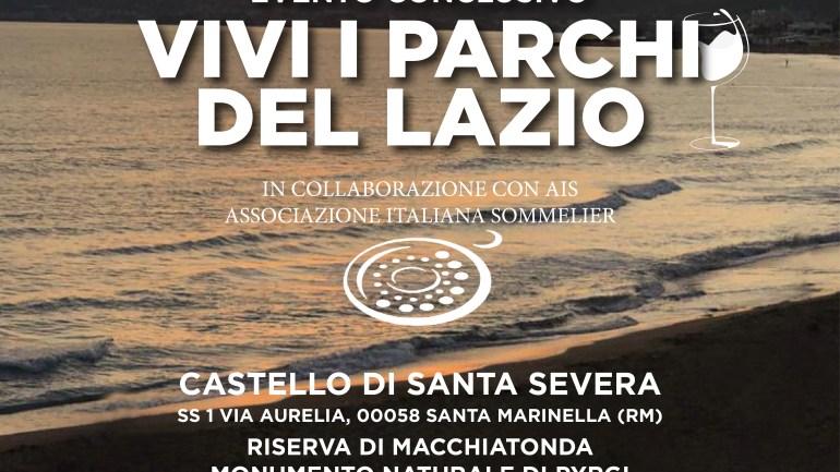 Il 12 settembre il Castello di Santa Severa ospita la giornata conclusiva di VIVI I PARCHI DEL LAZIO
