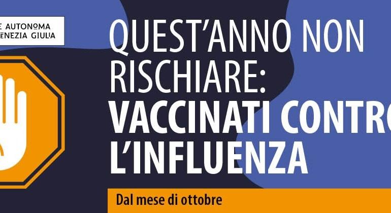 Campagna di vaccinazione antinfluenzale 2020/21