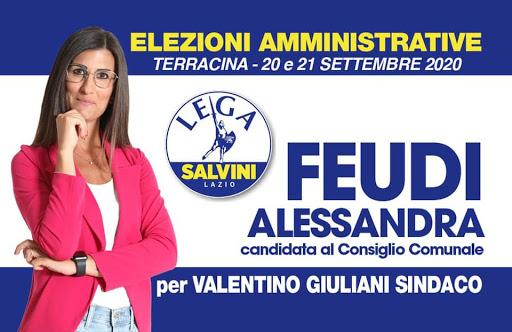 Terracina. La consigliera della Feudi non si dimette dalla carica di vice presidente del Consiglio comunale, e la Lega la manda a ramengo