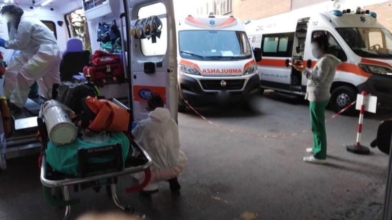 Pronto soccorso del S.M. Goretti: INGOLFATO!!!