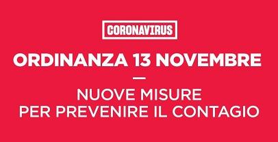 CORONAVIRUS: IN NUOVA ORDINANZA SPIRITO E STRATEGIA DI PREVENZIONE PER COMBATTERE VIRUS