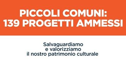 """Regione Lazio. Pubblicata la graduatoria """"Un paese ci vuole 2020"""""""
