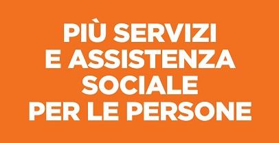 Regione Lazio. Per il sociale 39 mln per implementare i servizi socio assistenziali