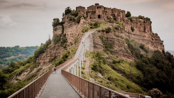 Unesco: Zingaretti, bellissima notizia candidatura Civita Bagnoregio