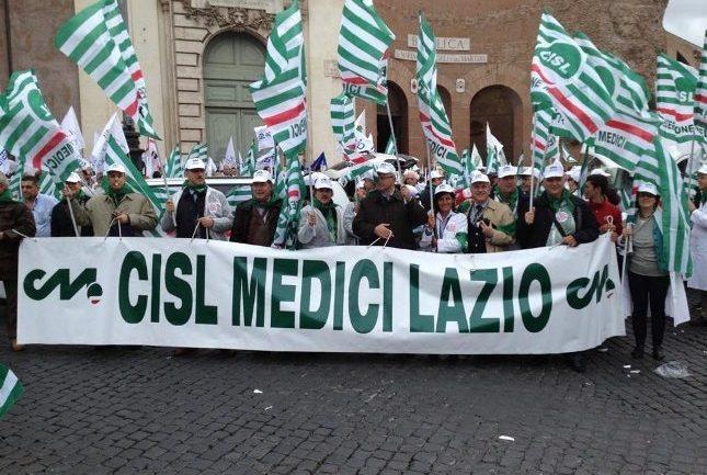 """""""Cisl Medici del Lazio alla Regione: assumete il personale"""""""