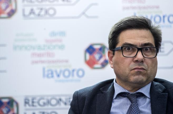 """Lazio, Lega """"D'Amato resta assessore dopo avviso di garanzia per fondi a sua Onlus?"""""""