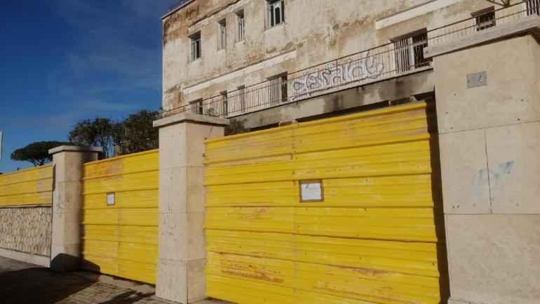 Approvato in Regione all'unanimità un ordine del giorno a difesa dell'ex colonia balneare su Lungomare Circe