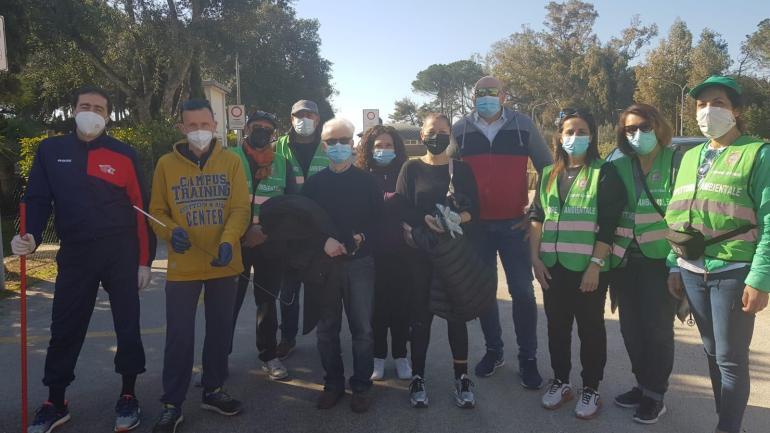 Tornano le giornate ecologiche: domenica 2 maggio grandi pulizie a Quarto Iannotta