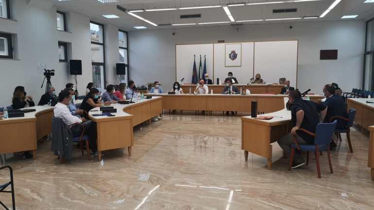 Giovedì 29 luglio 2021 nuova seduta del Consiglio comunale: 8 punti all'ordine del giorno