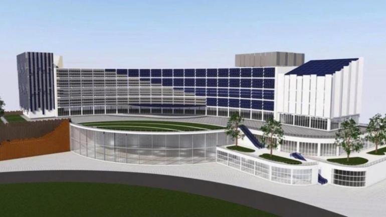 Sanità: presentato il progetto del nuovo ospedale Tiburtino