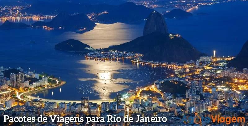 Pacotes de viagens para Rio de Janeiro 2018