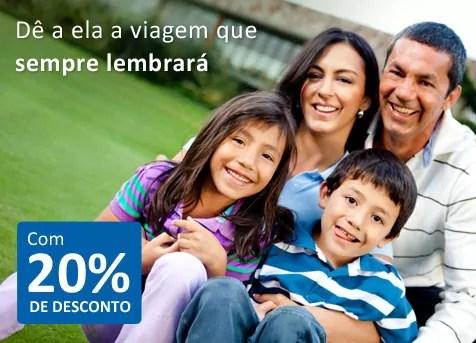 Promoção Dia das Mães - Copa Airlines