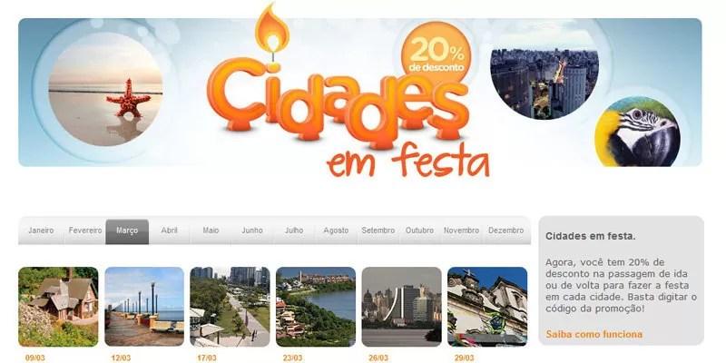 Cidades em Festa