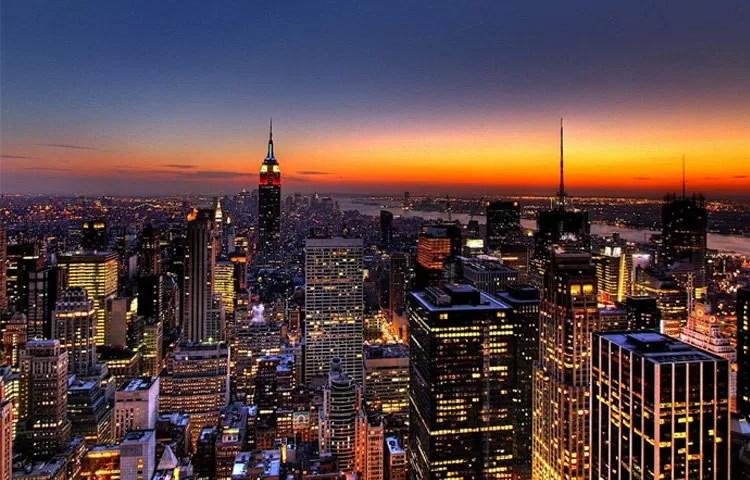 Promoção de passagens aéreas para Nova York