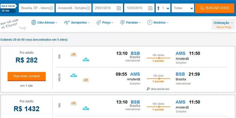 Passagena aéreas promocionais para Europa