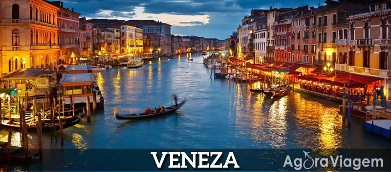 Veneza, norte da Itália