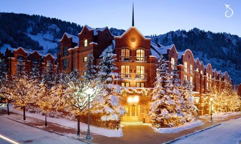 Aspen no inverno