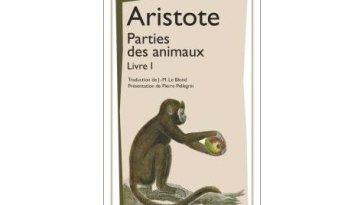 Séries technologiques, explication d'un texte d'Aristote (les parties des animaux)