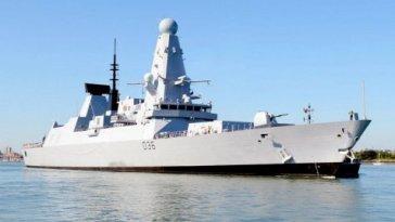 Provocation d'un navire militaire britannique près de la Crimée – Le Royaume-Uni joue avec le feu