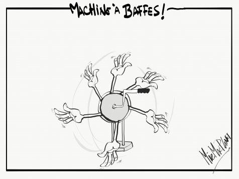 Machine à baffes – AgoraVox le média citoyen