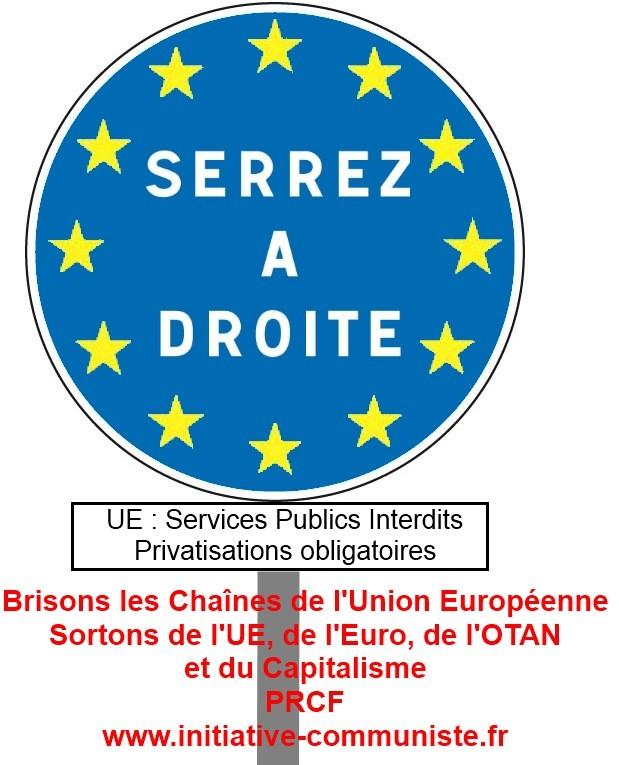 UE services publics interdits