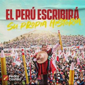 Pérou : Pedro Castillo élu, les forces populaires à l'offensive au Mexique, Brésil, Chili et Colombie