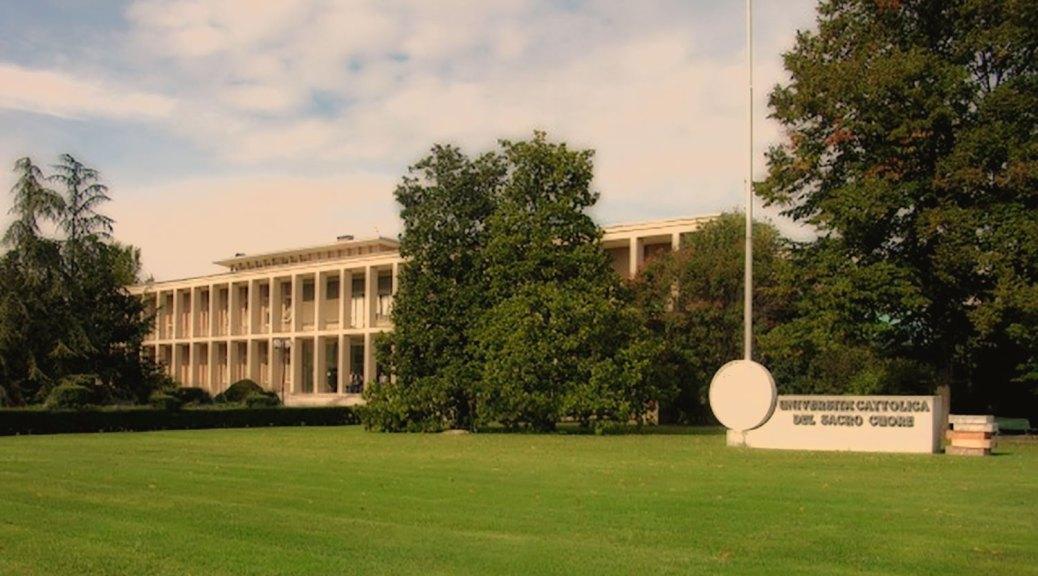 Agrisystem - Università Cattolica Piacenza