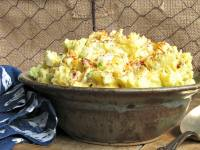 Creamy, classic old fashioned (hard boiled egg) Potato Salad Recipe like the kind from your childhood that disappears first at picnics and gatherings.