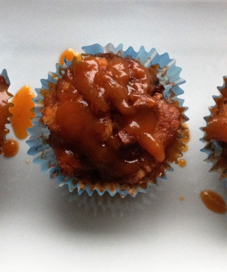 Pumpkin Monkey Bread Muffins