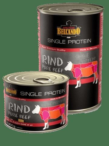 Belcando Rund Single Protein Blikken