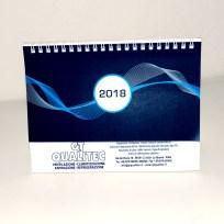 Gadget calendario 2018 per QT Qualitec