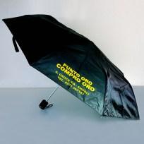 Gadget ombrello per Punto Oro Compro Oro