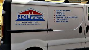 Prespaziati per furgone EdilFuturo