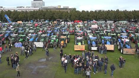 video terugblik boerenprotest agractie