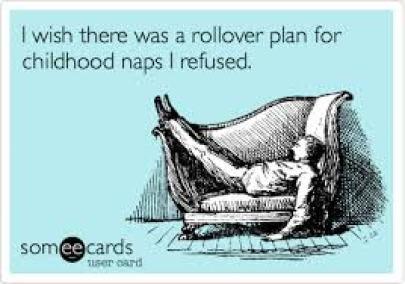 nap postcard