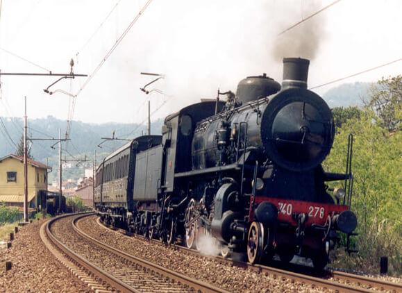 Turismo slow: alla scoperta del Sannio con il treno a vapore della Via Francigena