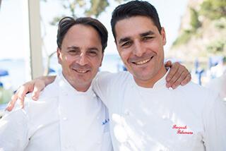 Il 16 e il 17 settembre i protagonisti della cucina italiana a Ischia Safari