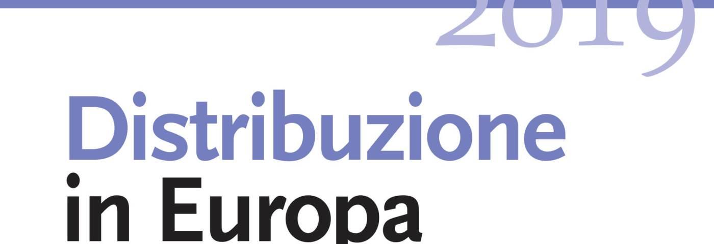 """Pubblicato l'Annuario """"Distribuzione in Europa 2019"""""""