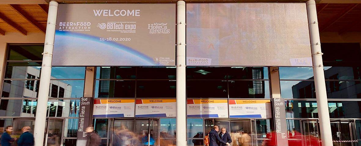 Horeca: Beer&Food Attraction in full digital nel 2021 e dal vivo nel 2022