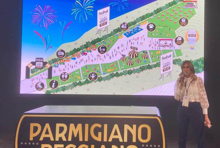 Parmigiano Reggiano: Festival dei Caseifici Aperti sabato 11 e domenica 12 settembre